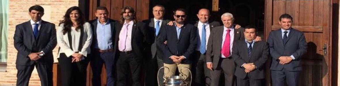 XXXIV Aniversario Peña Real Madrid Mazacotero