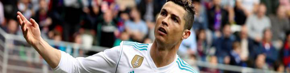 EIBAR-REAL MADRID Cristiano sigue de guardia