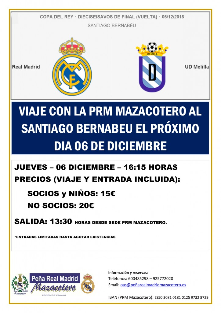 Microsoft Word - 2018_12_06_Cartel Real Madrid-Melilla